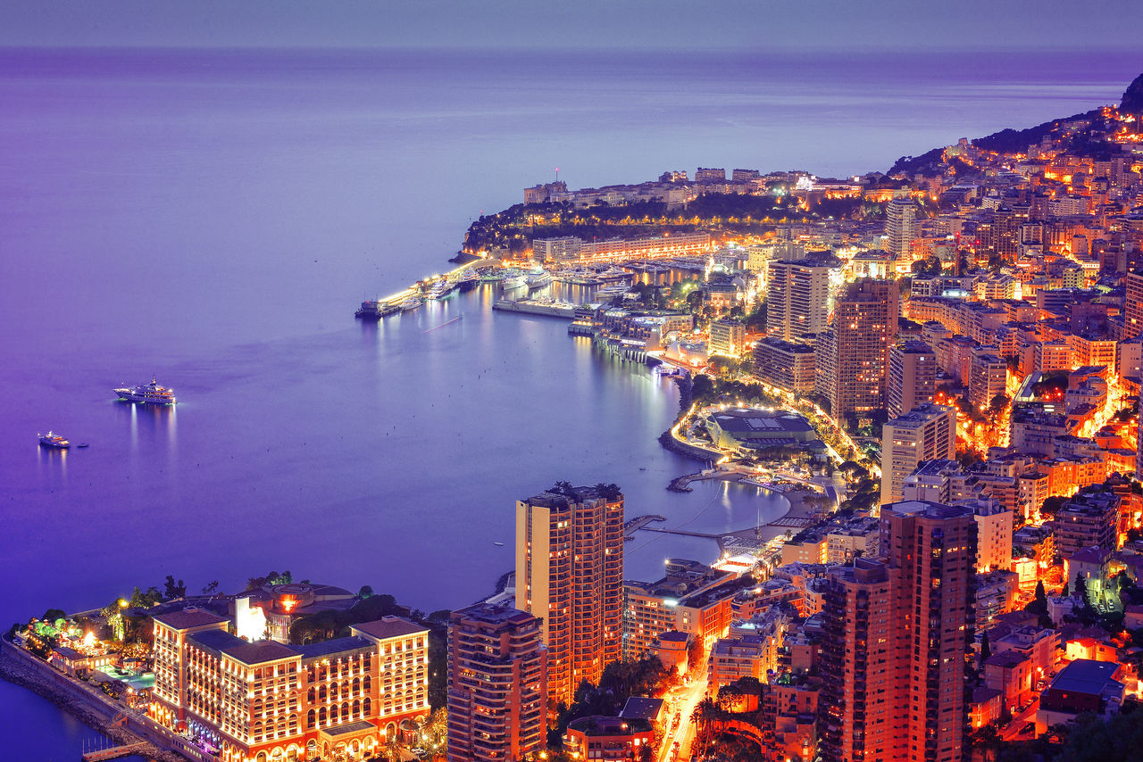 Beautiful stock photos of monaco, Architecture, Beauty In Nature, Building Exterior, Built Structure