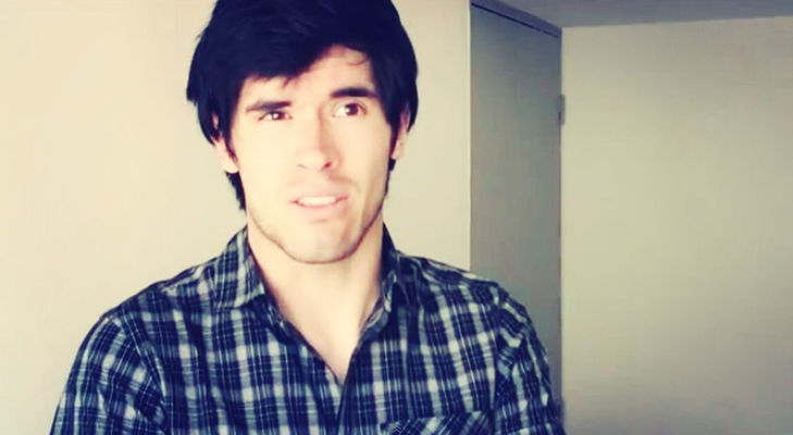 german garmendia at Casa De La Harisse. :-* by Ana Paola:'3