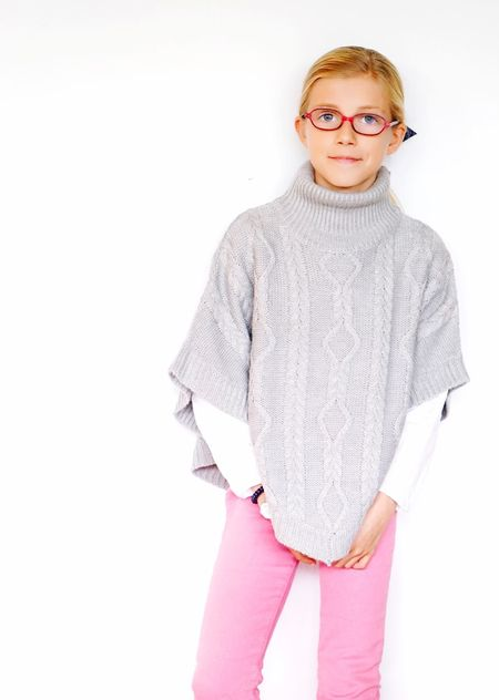 Girl Model Pink Glasses White Fashion Fashion&love&beauty Kids Being Kids