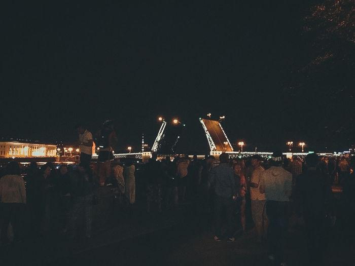 Saint-Petersburg Night
