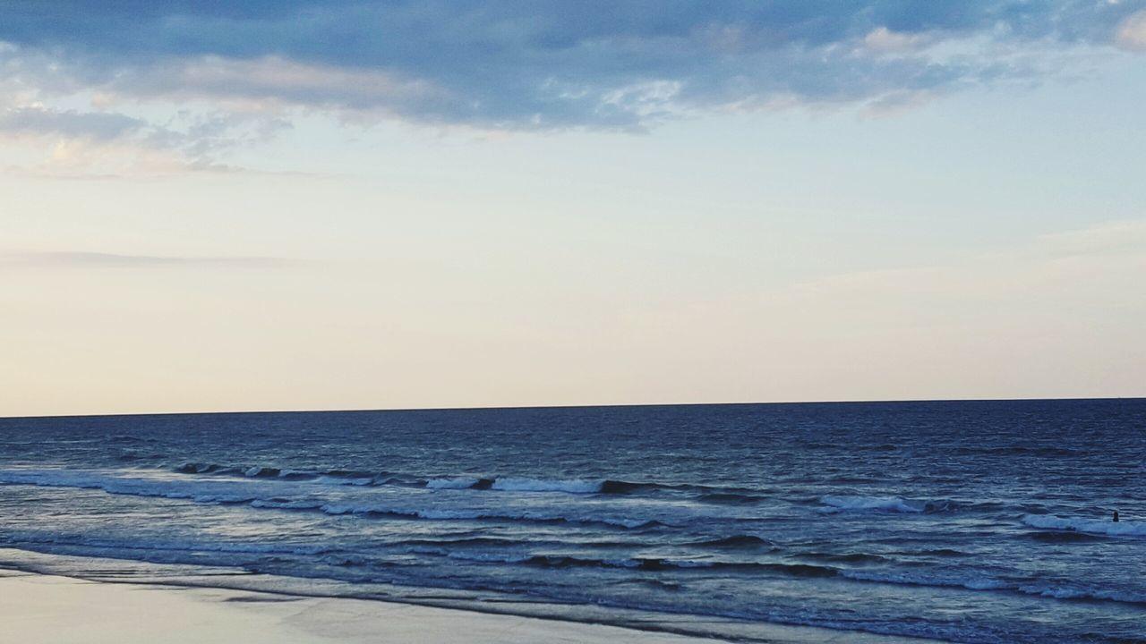 Beautiful Ocean View Daytona Beach 2015  EyeEmNewHere