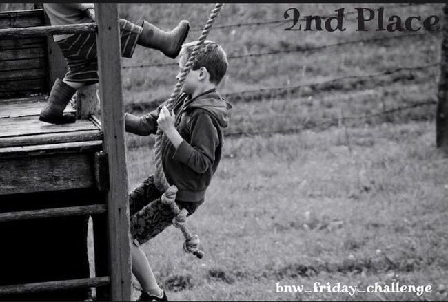 Congratulations to @clegd Darl ~ This image represents the 2nd place spot for the UOgraphy Bnw_friday_eyeemchallenge Boys will be Boys I say, & I could immediately see myself as an infant doing this. Fantastic energy, framing & tone my friend... X~cellent work. Bw_lover Bw_collection Eye4photography  EyeEm Gallery Eye4black&white  Black And White Blackandwhite EE_Daily: Black And White EyeEm Best Shots Capture The Moment Photos That Will Restore Your Faith In Humanity EyeEmBestPics Showcase: January Snapshots Of Life Kids Being Kids