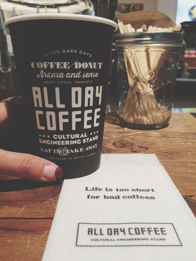 Love ♡ Coffee Time … Everyday Joy Osaka,Japan Coffee OSAKA Umeda 珈琲 暮らし ALLDAYCOFFEE