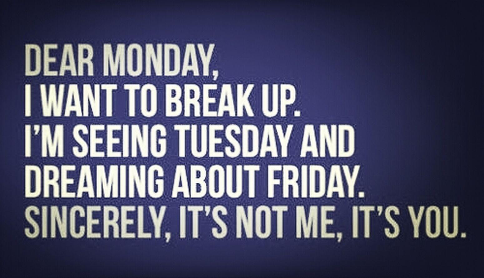Thats It #Mondays