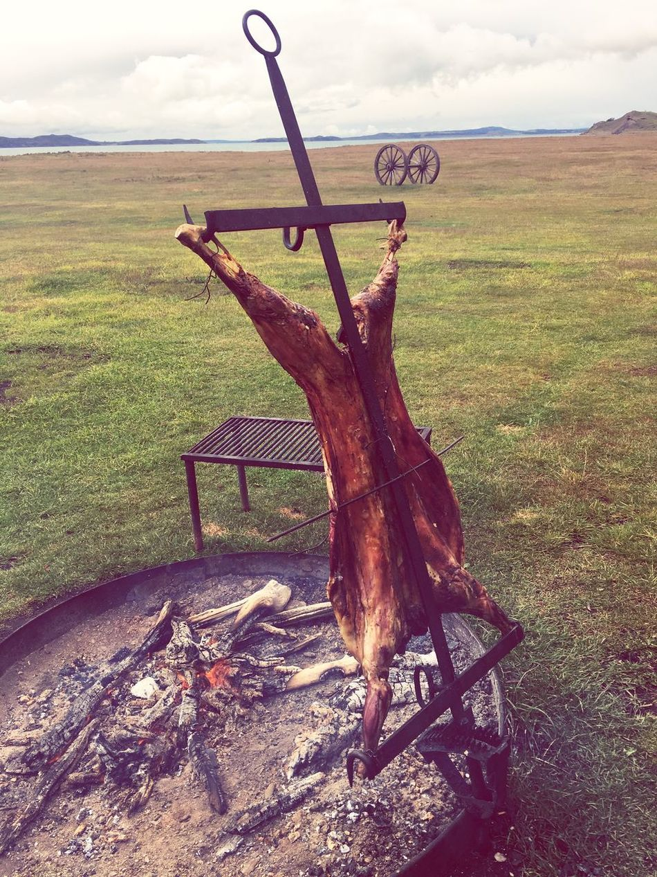 Asado Patagonia Great Landscape Landscape Outdoors Nature
