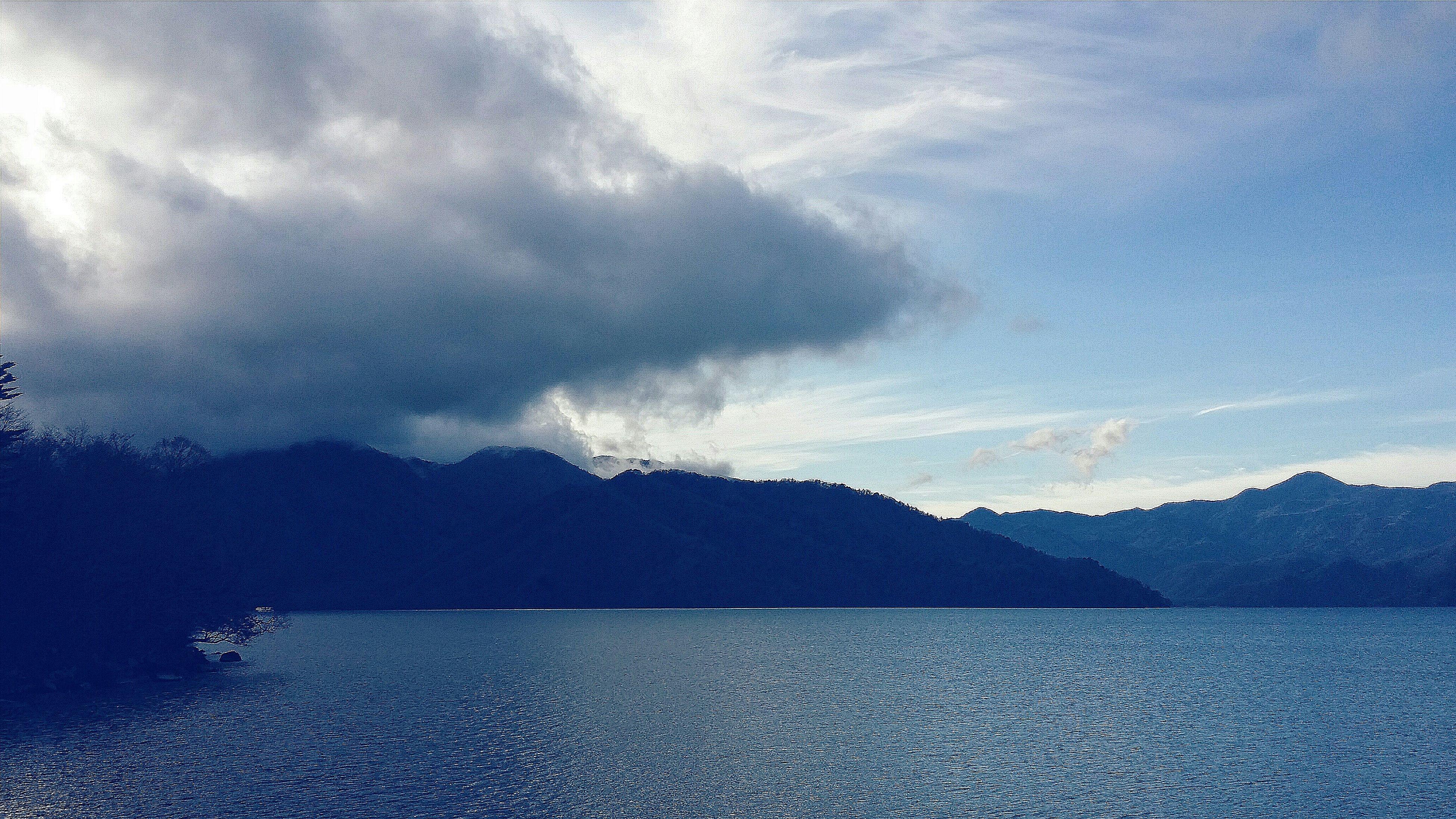 Lake Chuzenji 1269m above sea level Nikko National Park Lake 163m Deep 25km in circumference Nature Naturecollection Nature Photography Naturelovers EyeEm Nature Lover Eye Em Japan Japan Travelphotography