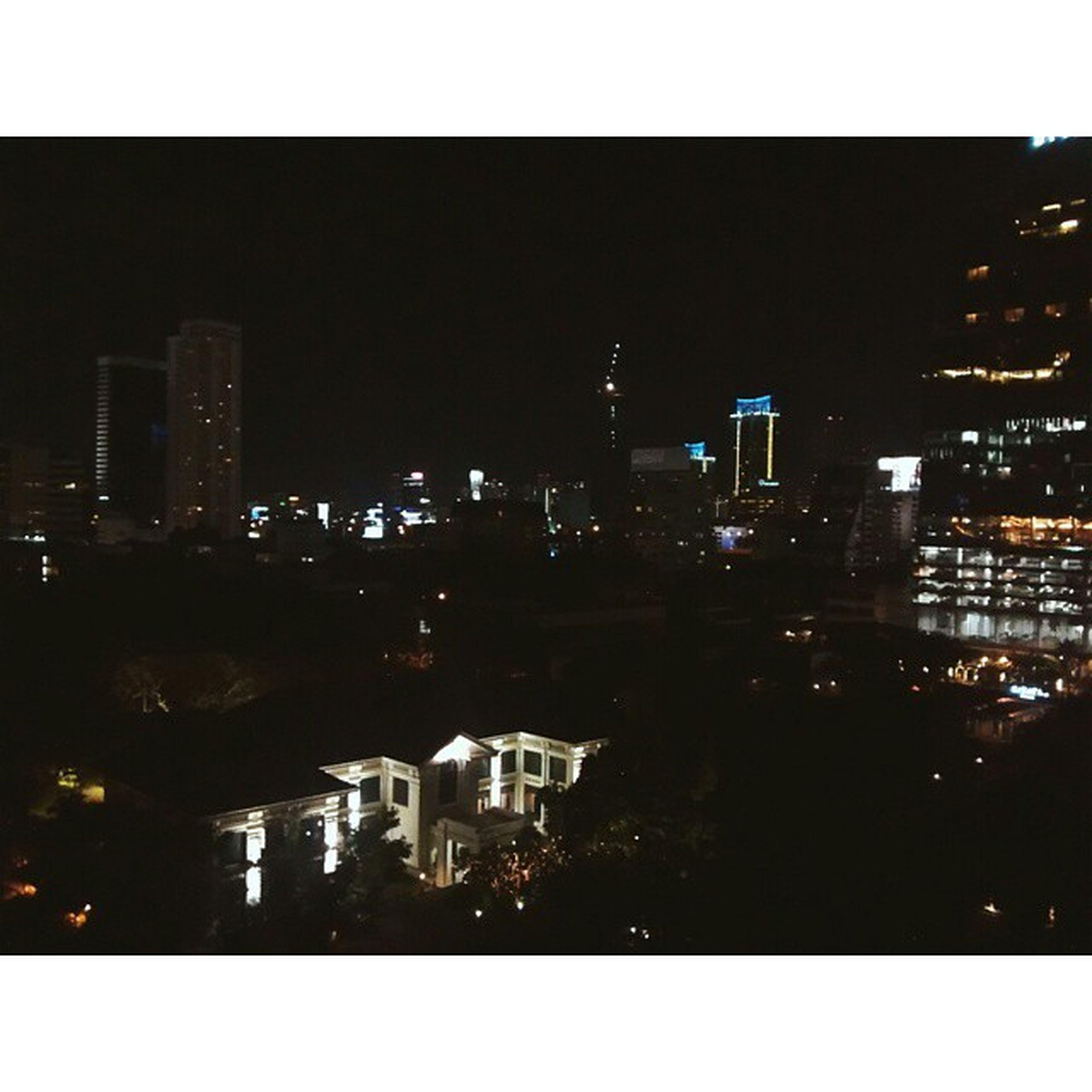 city nighttime view. ? Bangkok City Britishembassy Embassygarden ploenchit prettylights