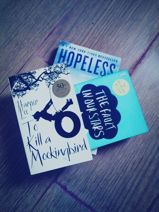 Reading Reading Time Reading & Relaxing Hopeless Tokillamockingbird Thefaultinourstars Tfios ♡