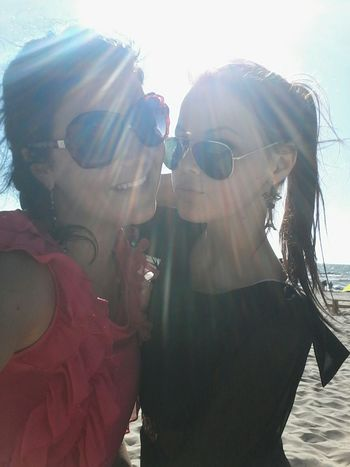 With Friend Happy Girls!!!! Check This Out