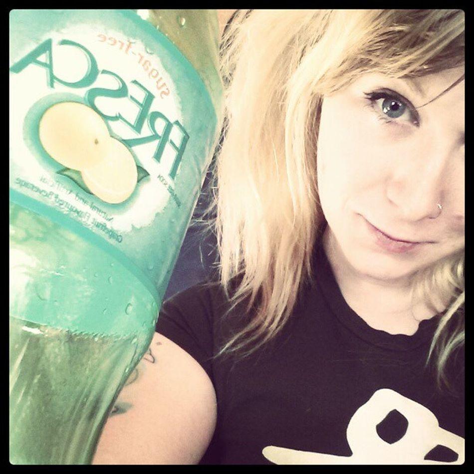 fresca spokeswoman Freska Tastybeverage