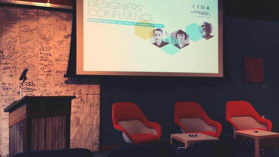 Designer's Confluence. IIDA International Interior Design Association