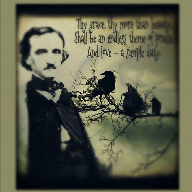 Digitalart  Edgarallanpoe Poe Collage Photomanipulation Darkart