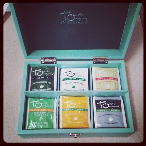 Yesterday I got this box of tea at winners by Touchorganics . I was actually most excited about the box and how I could re use it. But it is full of delightful teas like, green tea and mango, apricot white tea, oolong and more. Teadrinkersanonymous Teadrinkersofinstagram Tealover  tea teatime teabox winners greentea earlgrey whitetea mangotea apricottea oolongtea