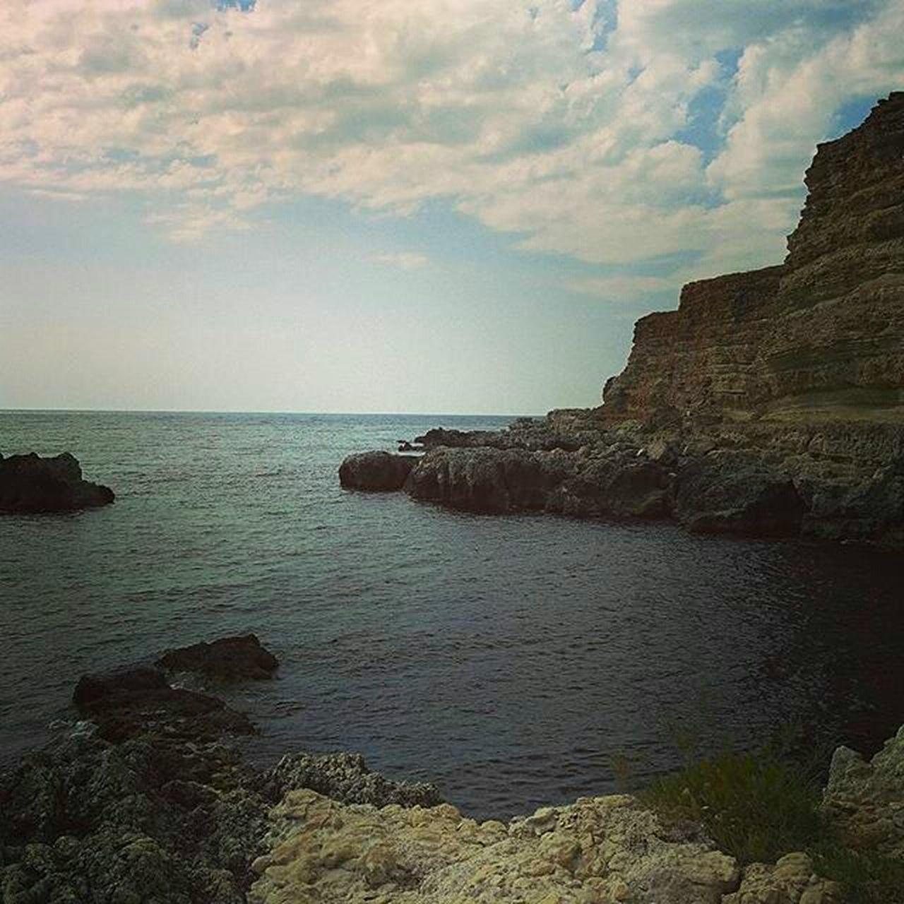 Sea Beach Water No People Day Cloud - Sky Horizon Over Water Nature Crimea Sevastopol  Kazachka