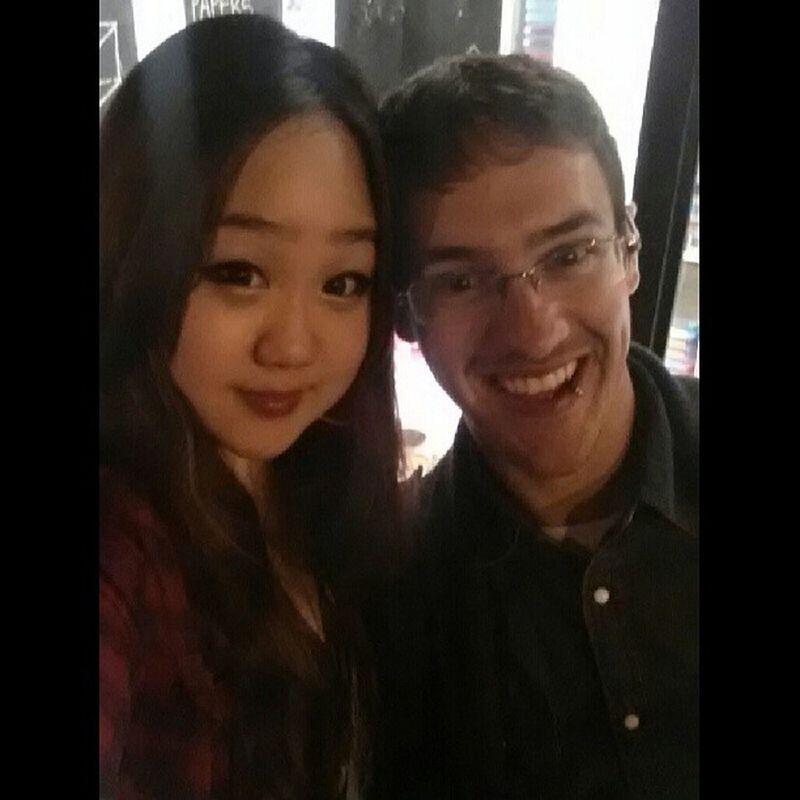Cuteness all around ♥ @itsmetopher Friends Tasteofdanforth Selcam Selca asian asiangirl koreangirl korean 얼짱 한국인 셀카 ulzzang uljjang instamood instagood fotd selfie nofilter whiteboy
