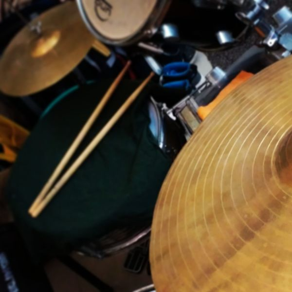 Showcase April Passion Drummer Drumming Drumsticks Drumkit Music Is My Life Musical Instrument