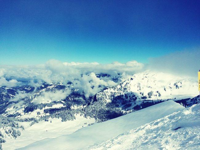 Skiing Austria kleinwalsertal