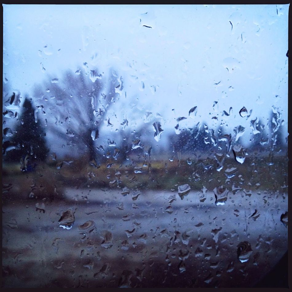 Sorry! I've been working on another project I threw myself at and have yet to regain balance with everything else in life Enjoying The Rain Drops Wet Cold Lovely Weather I Don't Mind The Rain