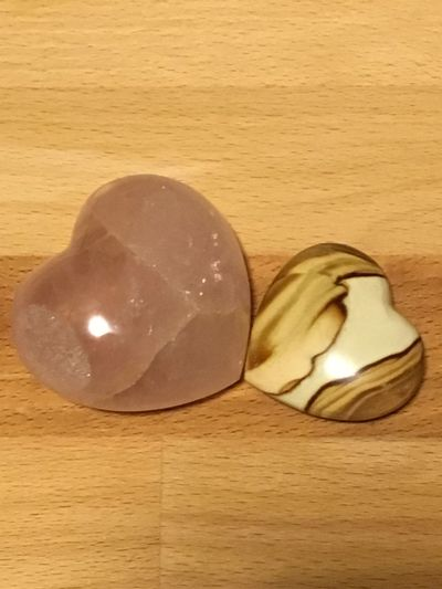 Heart To Heart💕 Earthy Colors Stone Heart Stone - Object Heart Natural Elements Stone And Quartz Stone Heart To Quartz Heart