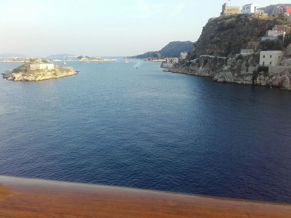 How You Celebrate Holidays Kastellorizo Greece 450 Inhabitants Small Island Taking Photos Beatiful Seascape