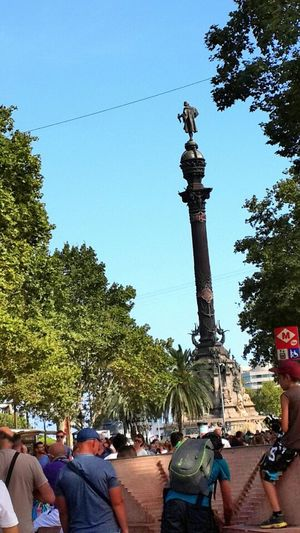 Port De Barcelona  Kristof Colomb Holiday