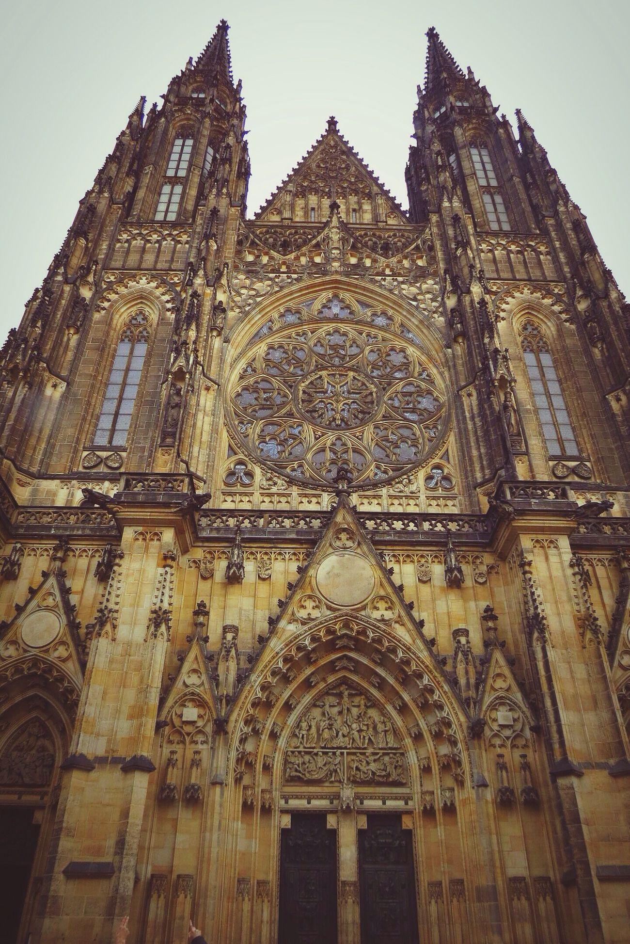 Praga Architecture Evropa Pražský Hrad