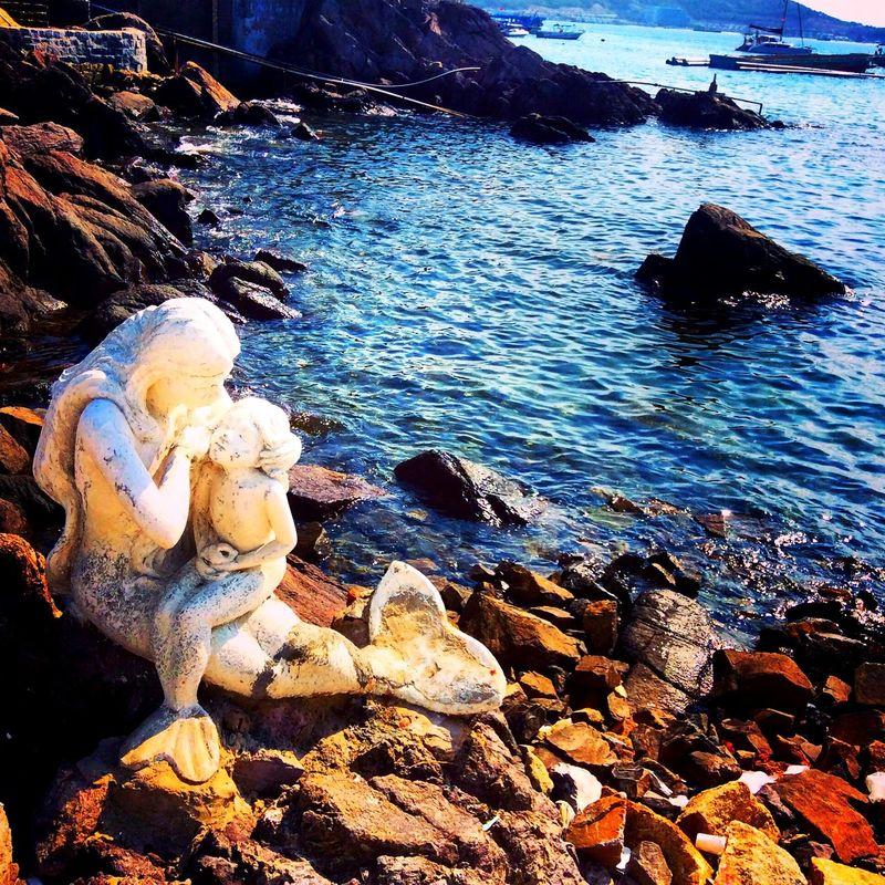 Motherhood Fairy Beach Beachaddict Life Is A Beach Traveling Underthesun Touch Light Blue