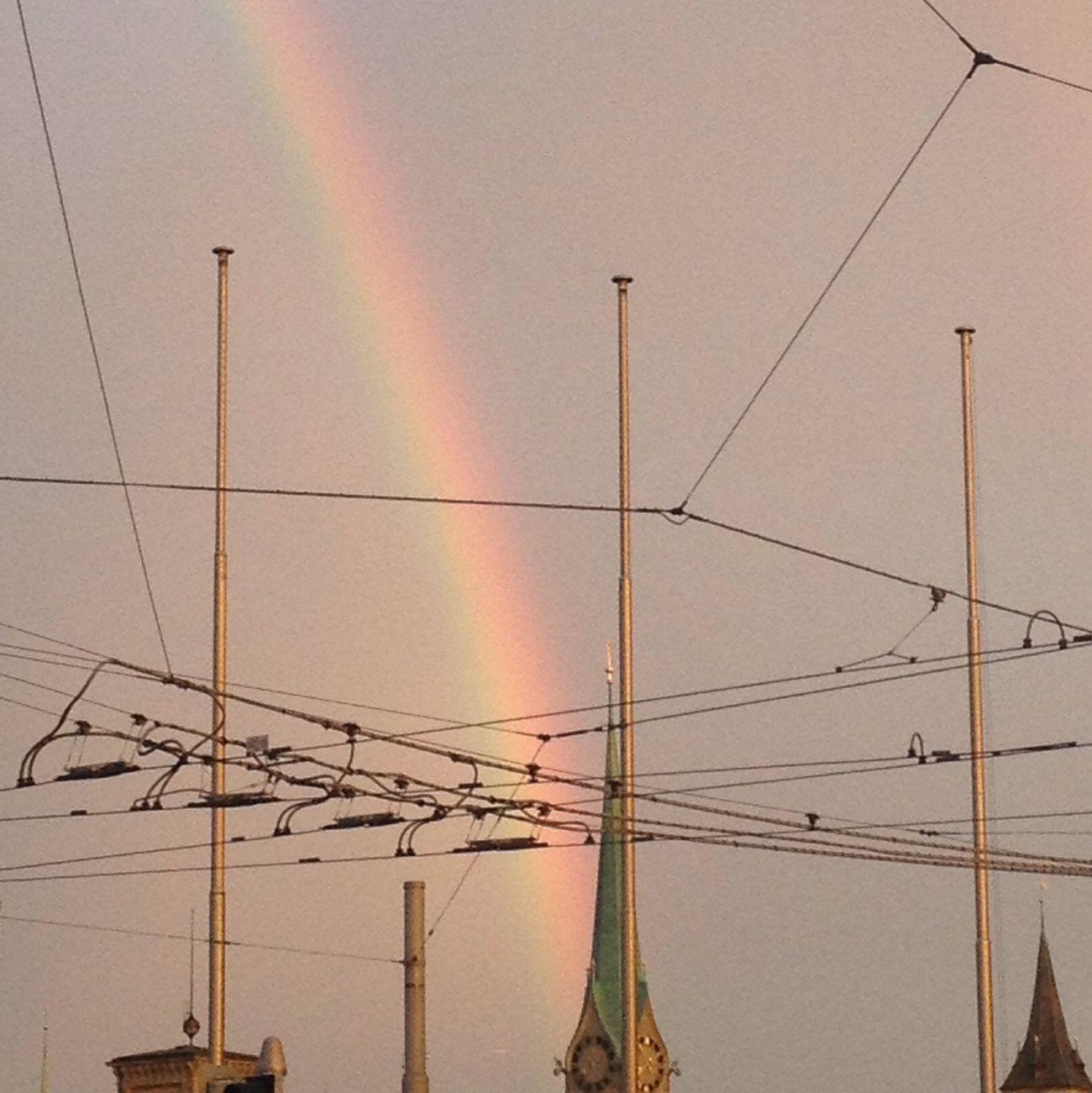 connected... Rainbow