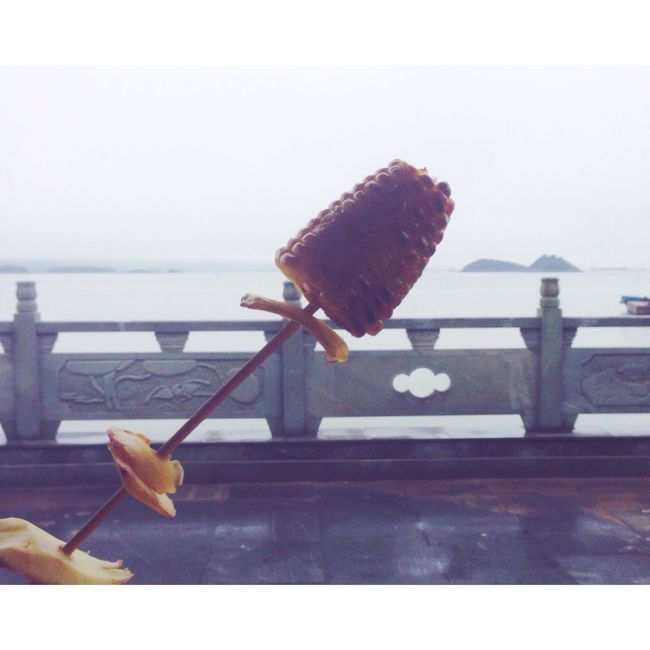 My masterpiece ? Barbecue Maize Seaside Hello World Captured Moment
