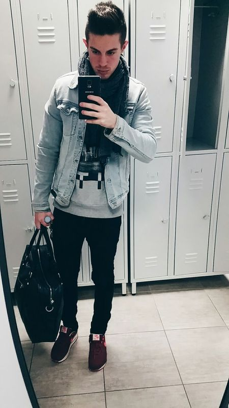Modeling Ootd Outfitoftheday Today's Hot Look Beauty Snap Shot Sexy Boy People Feeling Sexy French