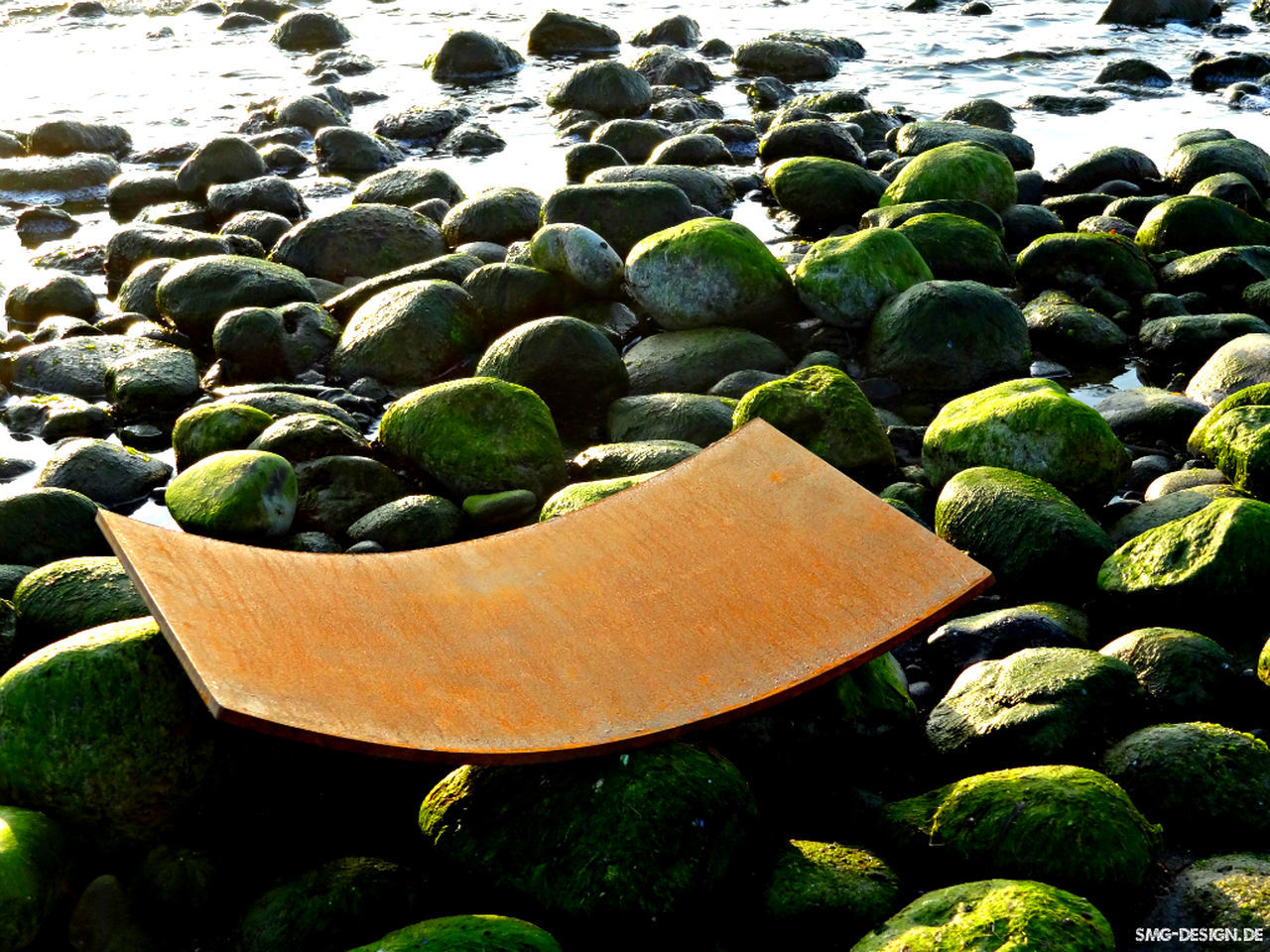 Beach Close-up Day Green Color Home Interior Home Is Where The Art Is Interior Interior Design Metal Modern Architecture Nature No People Old Times Outdoors Pattern Pebble Beach Red Relaxing Rusty Rusty Metal Seaside_collection Walking Around Water