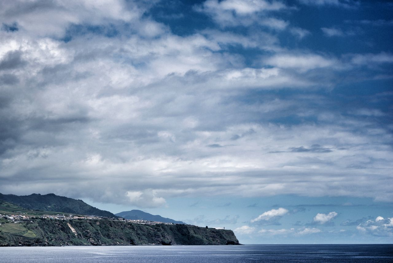 Nature Sky Landscape First Eyeem Photo Azores Portugal