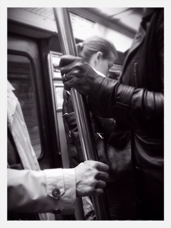 Stand fast until holidays come up ! Summer Where Are You? Subway Notes From The Underground Blackandwhite