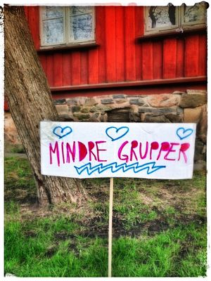 Mindre grupper at outside my studio by magnax23