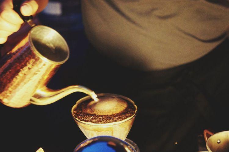 Hand Drip Coffee Coffee
