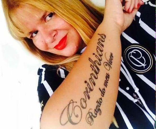 Corinthians razão do meu viver