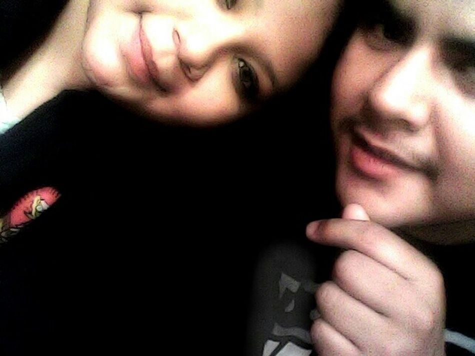 Me And The Babee <3