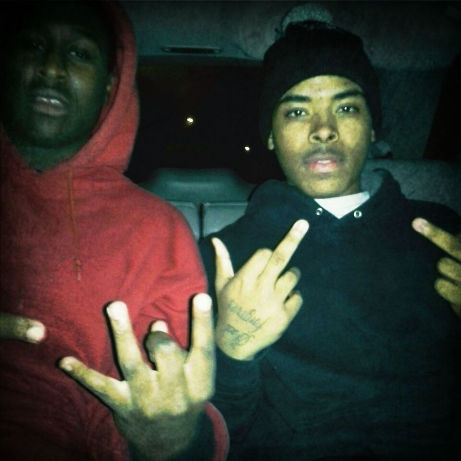 In The Car Traping