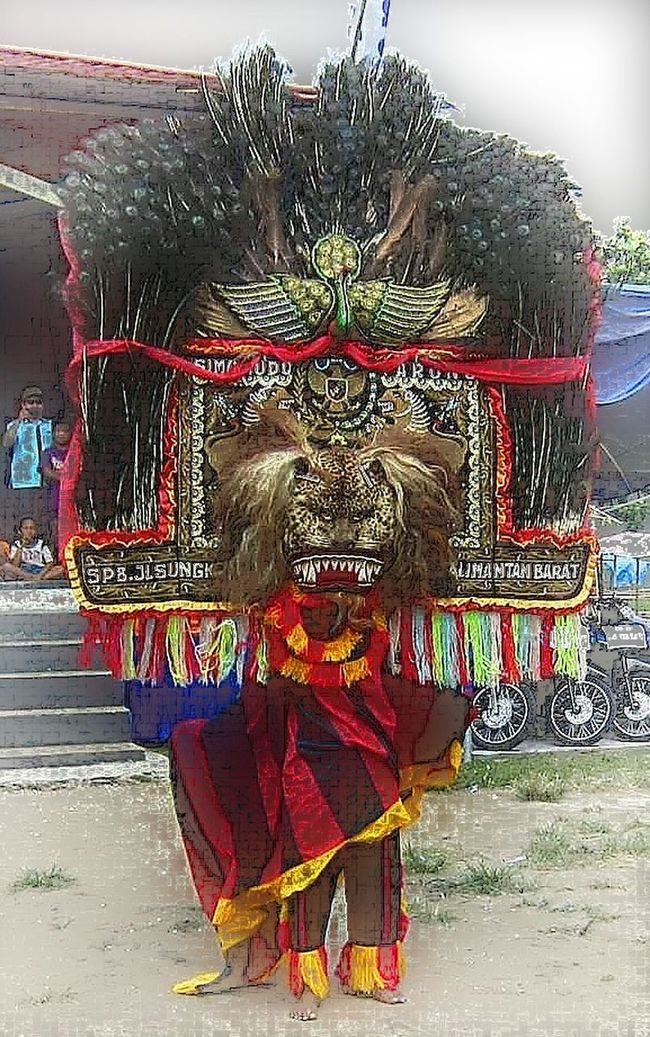 Reog Ponorogo,Indonesia Hanging Out Taking Photos Check This Out Hello World