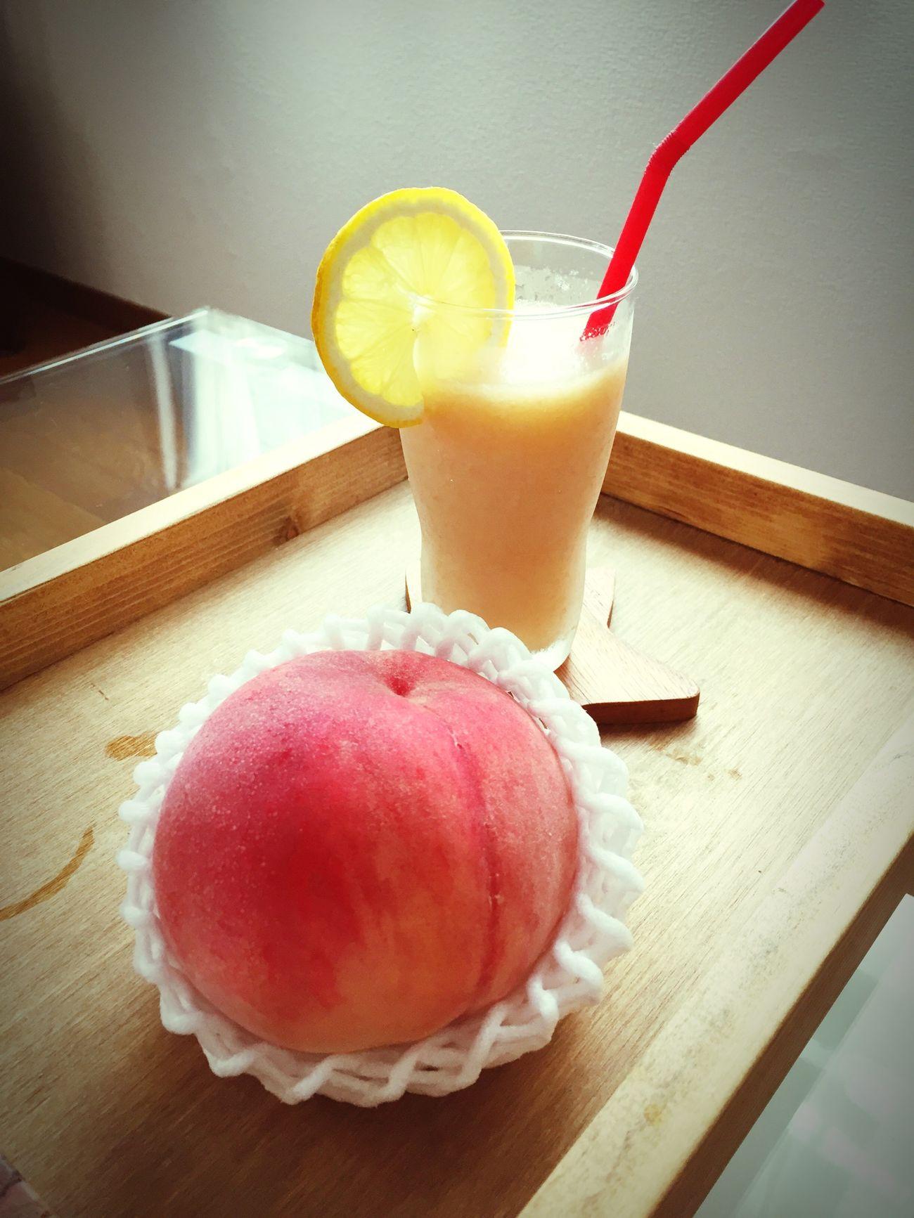 桃 ジュース