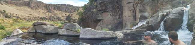 Coffeepot Crater Exploregon Hot Springs Lava Oregon Oregonexplored Overland Travel Overlanding Owyhee Owyhee Canyon Three Forks Hot Springs Wndrlst