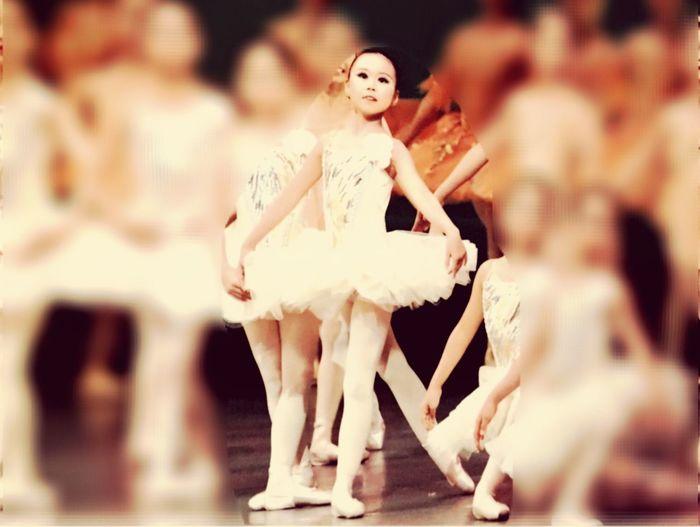 ガンバレリーナ Ballet
