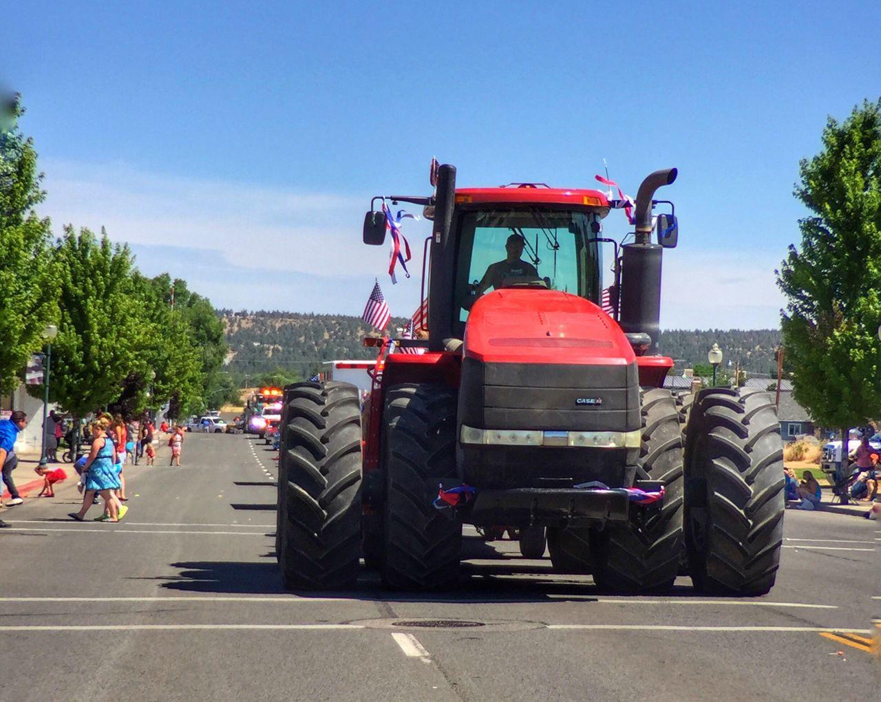 4th OF JULY PARADE Mainstreet Small Town USA Parade California Alturas
