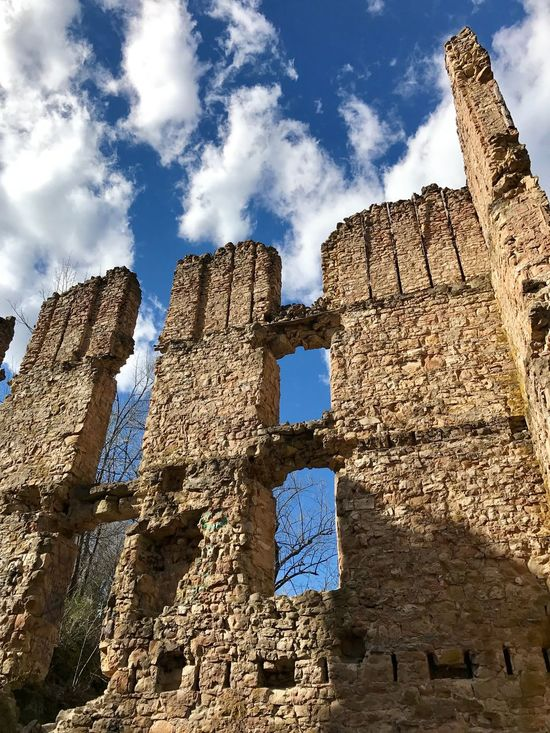 Brick Old Ruin The Past Architecture Nature Cloud - Sky The Architect - 2017 EyeEm Awards