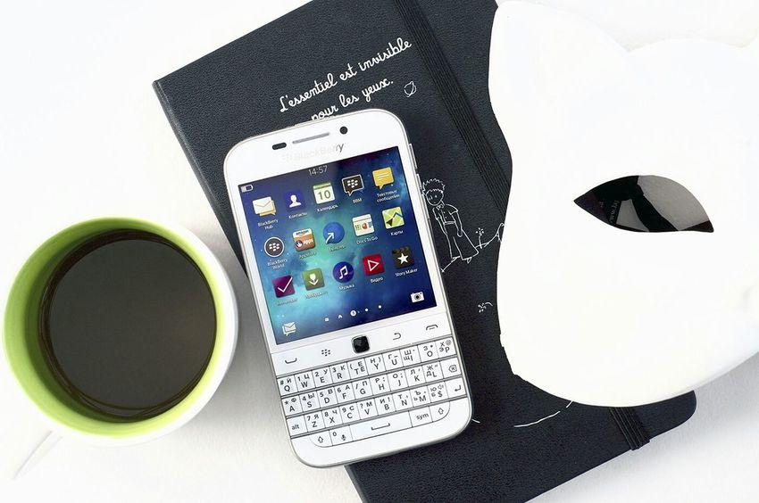 Blackberry Whiteclassic