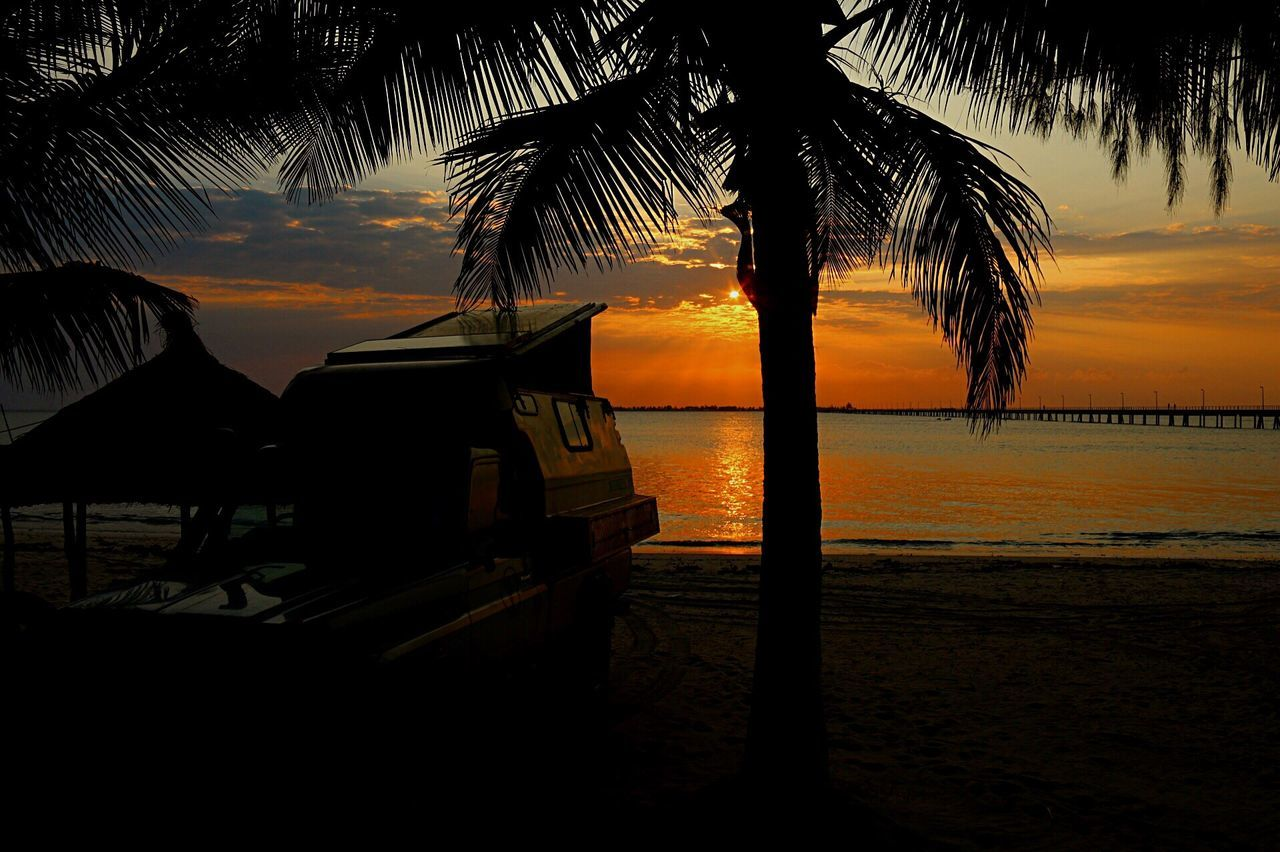 African office views Sunset Africa Africanamazing Frankthetank 4x4 Overlanding Overland Travel Tranquility Landcruiser  Beauty In Nature Relaxation Horizon Over Water Silhouette