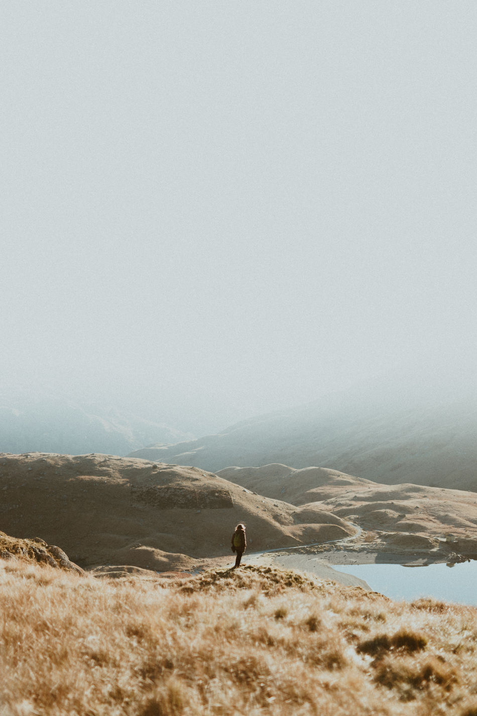 Beautiful stock photos of sonnenaufgang,  Beauty In Nature,  Contemplation,  Day,  Fog