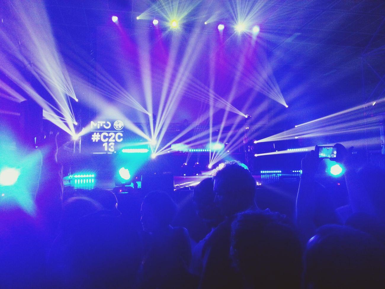 Julio Bashmore C2C C2c13 Music Festival