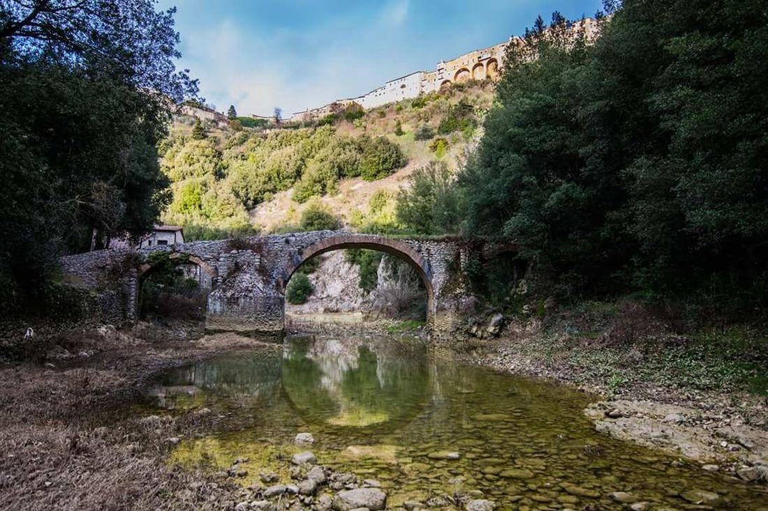 Amelia River Riogrande Terni Italia Photography Nikon