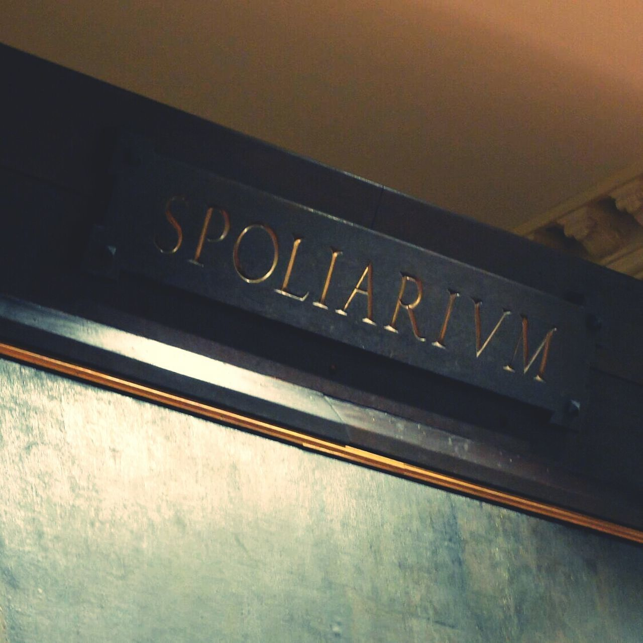Spoliarium Frame Typography Manila